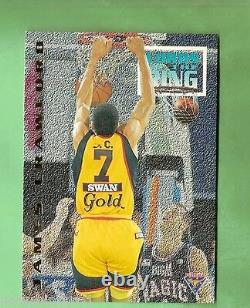 1994 Futera Aust. Basketball Lord Of The Ring Card Lr7 James Crawford #1863
