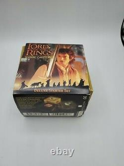 2001 Lord of the Rings Trading Card Game The Fellowship of the Ring 92 Cards. Wz