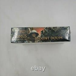 2004 Lord Of The Rings Trading Card Game Mount Doom New Sealed Booster Box AA1