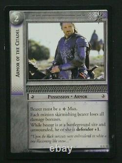 2004 The Lord of the Rings Trading Card Game (TCG) Armor of the Citadel
