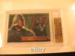 2006 Topps Vault Lord of the Rings Proof #54 BGS 1/1
