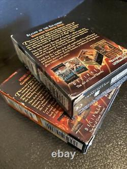 49 Lords of the rings trading card games Mines of Moria & Realms Elf-Lords Deck