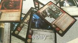 72 DIFFERENT TRADING CARD GAME THE LORD OF THE RINGS FOR COLLECTORS 2001to 2003