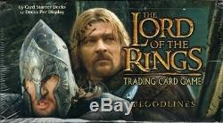 75% OFF Lord of the Rings LOTR Trading Card Game TCG C/U/S Singles Bloodlines