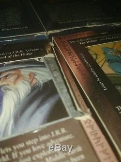 All 10 Challenge Decks Middle-earth ccg Lord of the Rings ICE