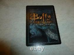 BUFFY THE VAMPIRE SLAYER Collectible Game Cards (Around 30)