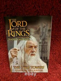 (CCG) LORD OF THE RINGS Trading Card Game The Two Towers Thoden Starter Deck OOP