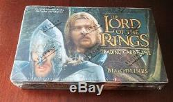 Decipher LoTR CCG / TCG Bloodlines Booster Pack Display (36) NEW