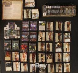 Fantasy Fl LotR CCG Lord of the Rings Card Game Collection 2 Base Ga Box Fair