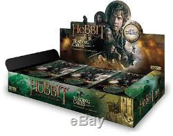 Hobbit Battle of the Five Armies Factory Sealed Trading Card Box