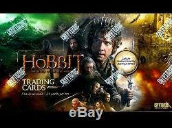 Hobbit hobby box battle of the 5 armies LOTR