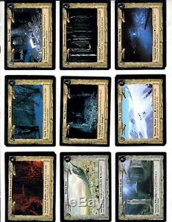 LORD OF THE RINGS LoTR THE FELLOWSHIP OF THE RING COMPLETE 365 CARD SET & MORE