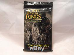 Lord Of The Rings Tcg Tower Draft Pack Of 29 Cards