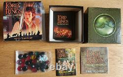 LORD OF THE RINGS Trading Card Game Deluxe Starter Set TCG COMPLETE VGC
