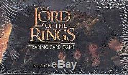 LOTR Black Rider 194 Card Set with 18 Foils Ungraded Lord of the Rings CCG De