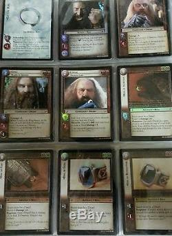 LOTR TCG Complete Reflections Set 52 Foil Cards Unplayed MT/NM