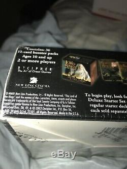 LOTR TCG Ents Of Fangorn Booster Box Factory Sealed Lord Of The Rings TCG
