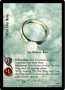 LOTR TCG Reflections Complete Set 9R+ FOIL 26 Card Lord of the Rings VF