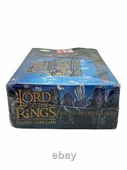 Lord Of The Rings Battle Of Helms Deep Trading Card Game