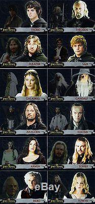 Lord Of The Rings Evolution Ultimate Mini-master Set