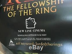 Lord Of The Rings Lotr Fellowship Draft Booster Store Kit Complete