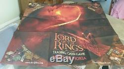 Lord Of The Rings Mines Of Moria Trading Card Game Promotional Poster 23 X 27