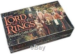 Lord Of The Rings Tcg Fellowship Of The Ring Booster Box 36P11C