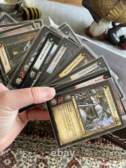 Lord Of The Rings Trading Card Collection Game Lotr
