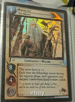 Lord Of The Rings Trading Card Game 20 Card Foil Lot LOTR TCG Rare Foils