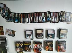 Lord Of The Rings Trading Card Game 2002 5 Complete Starter Decks Lot rare