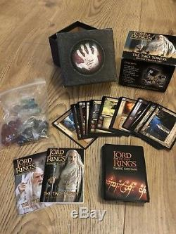 Lord Of The Rings Trading Card Game 2002 Deluxe Starter Pack The Two Towers