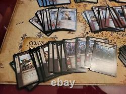 Lord Of The Rings Trading Card Game Decipher HUGE LOT 3000+ Cards TwoTower