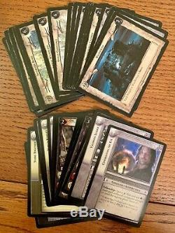 Lord Of The Rings Trading Card Game Decipher TCG