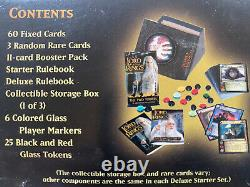 Lord Of The Rings Trading Card Game Deluxe 118 Cards Brand New