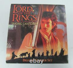 Lord Of The Rings Trading Card Game, Deluxe Starter Set New