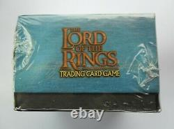 Lord Of The Rings Trading Card Game Deluxe Starter Set New & Sealed Collectable