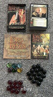 Lord Of The Rings Trading Card Game Deluxe Starter Sets + Two Towers