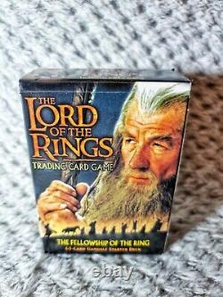 Lord Of The Rings Trading Card Game Gandalf Starter Pack