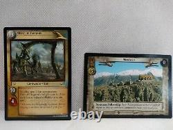 Lord Of The Rings Trading Card Game Lot 100 + LOTR 2002 2003 2004 Decifer Mixed