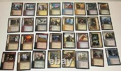 Lord Of The Rings Trading Card Game Lot 137 Cards Foil TCG 2002 2004 Decipher