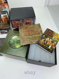 Lord Of The Rings Trading Card Game Lot! 800+ Display Boxes Some Sealed