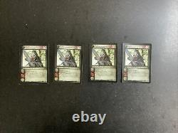 Lord Of The Rings Trading Card Game Lot Of 450+ Cards Plus Foils