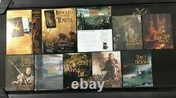 Lord Of The Rings Trading Card Game Tcg Promo Sell Sheet Lot Of 10 Different