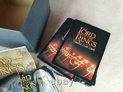 Lord Of The Rings Trading Card Game The Two Towers Deluxe Starter Set 77 Cards