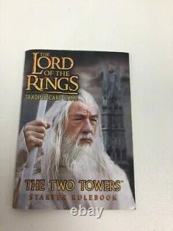 Lord Of The Rings Trading Card Games Mixed Packs Comes In Original Box #133
