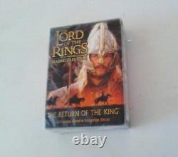 Lord Of The Rings Trading Cards The Return Of The King EOMER Deck Sealed