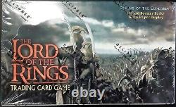 Lord of The Rings TCG REALMS OF THE ELF-LORDS Booster Box LOTR Trading Card Game