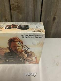 Lord of The Rings TCG THE RETURN OF THE KING Booster Box LOTR Trading Card Game