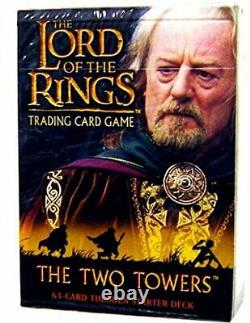 Lord of The Rings Trading Card Game The Two Towers Thoden Starter Deck TCG NEW