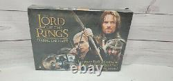 Lord of The Rings Two Play Trading Card Game With CD Tutorial
